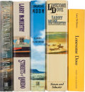 Books:Literature 1900-up, Larry McMurtry. The Lonesome Dove Cycle. New York: Simon andSchuster, [1985-1997]. First editions of each of th... (Total: 5 )