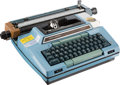 Books:Furniture & Accessories, [Mickey Spillane]. Mickey Spillane's Smith-Corona 2200 CoronamticElectric Typewriter, Manufactured Circa 1970s....