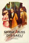 "Movie Posters:Drama, Disraeli (United Artists, 1921). One Sheet (27"" X 40.5"").. ..."