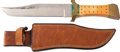 Movie/TV Memorabilia:Memorabilia, A Steve McQueen Hunting Knife, 1970s....