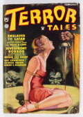 Pulps:Horror, Terror Tales - February 1935 (Popular) Condition: VG....