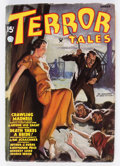 Pulps:Horror, Terror Tales - March 1935 (Popular) Condition: VG....