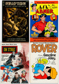 Modern Age (1980-Present):Miscellaneous, Comic Books - Assorted Graphic Novels Group of 20 (Various, 1990s-2000s) Condition: Average VF.... (Total: 20 Comic Books)