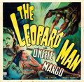 "Movie Posters:Horror, The Leopard Man (RKO, 1943). Six Sheet (80"" X 81"").. ..."