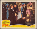 "Movie Posters:Musical, Strike Up the Band (MGM, 1940). Lobby Card (11"" X 14""). Musical.. ..."