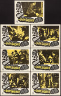 "Movie Posters:Horror, The Body Snatcher (RKO, R-1952). Lobby Cards (7) (11"" X 14""). Horror.. ... (Total: 7 Items)"