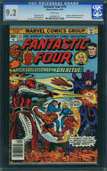 Bronze Age (1970-1979):Superhero, Fantastic Four #175 - WESTPORT COLLECTION (Marvel, 1976) CGC NM- 9.2 White pages.