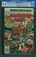 Bronze Age (1970-1979):Superhero, Fantastic Four #180 - WESTPORT COLLECTION (Marvel, 1977) CGC NM 9.4 Cream to off-white pages.
