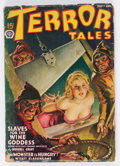 Pulps:Horror, Terror Tales - July/August 1939 (Eerie Publications) Condition:FR....