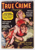 Pulps:Detective, True Crime Magazine - November 1936 (Red Circle) Condition: GD....