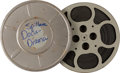 Miscellaneous:Ephemera, [Mickey Spillane]. Spillane Docudrama 16mm Film Reel. Circa1970....