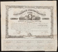 Confederate Notes:Group Lots, Ball 56 Cr. 84 $1000 1861 Bond Fine.. ...