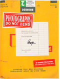 "Miscellaneous Collectibles:General, 2014 Ringo Starr Signed ""Photograph"" Hardcover Book...."