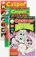 Bronze Age (1970-1979):Cartoon Character, Casper-Related Comics File Copies Box Lot (Harvey, 1970s-80s)Condition: Average VF/NM....