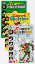 Bronze Age (1970-1979):Cartoon Character, Casper's Ghostland File Copies Box Lot (Harvey, 1969-76) Condition:Average VF/NM....
