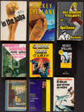 Books:Mystery & Detective Fiction, Mickey Spillane. Group of Approximately Sixty-Eight Books. Parisand elsewhere: [1953]-[2003].... (Total: 2 Items)