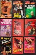 Books:Mystery & Detective Fiction, Mickey Spillane. Group of Approximately 115 Miscellaneous Books.Helsinki and elsewhere: 1953-[1993]. Foreign language editi...(Total: 115 )