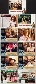 """Movie Posters:Crime, The Godfather & Others Lot (Paramount, 1972). Lobby Cards (11)(11"""" X 14""""). Crime.. ... (Total: 11 Items)"""