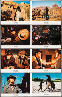 """Wild Rovers (MGM, 1971). Lobby Card Set of 8 (11"""" X 14""""). Western. ... (Total: 8 Items)"""