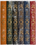 Books:Mystery & Detective Fiction, Mickey Spillane. Group of Six Books. Norwalk: [2005]. Easton Press editions.... (Total: 6 Items)