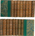Books:Fine Bindings & Library Sets, Honoré de Balzac. La Comédie humaine. London: J. M. Dent andCo., 1895-1897. Edition de Berny, limited to twenty... (Total: 40Items)