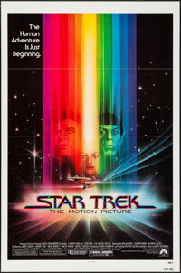 """Star Trek: The Motion Picture (Paramount, 1979). One Sheet (27"""" X 41""""). Science Fiction"""
