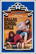 """Movie Posters:Adult, Dallas School Girls & Other Lot (New York Releasing, 1981). OneSheets (2) (27"""" X 41"""", 25"""" X 38""""). Adult.. ... (Total: 2 Items)"""