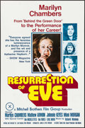 """Movie Posters:Adult, Resurrection of Eve (Mitchell Brothers Film Group, 1973). One Sheet (24"""" X 36""""). Adult.. ..."""