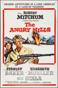 """Movie Posters:War, The Angry Hills & Other Lot (MGM, 1959). One Sheets (2) (27"""" X41""""). War.. ... (Total: 2 Items)"""