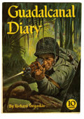 Golden Age (1938-1955):War, American Library #2 Guadalcanal Diary (David McKay Publications,1943) Condition: VF+. Painted cover. Overstreet 2005 VF 8.0...