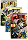 Silver Age (1956-1969):Adventure, Blackhawk Group (DC, 1960-64) Condition: Average VG. Features #151 (Lady Blackhawk receives and loses superpowers), 152, 164... (Total: 16 Comic Books)
