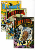 Silver Age (1956-1969):Adventure, Blackhawk Group (DC, 1961-66) Condition: Average VG/FN. Includes #157, 159, 200, 202, 207, 211, 217, and 219. Covers and art... (Total: 8 Comic Books)