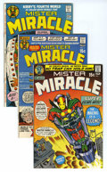 """Bronze Age (1970-1979):Miscellaneous, Jack Kirby """"Fourth World"""" Group (DC, 1971) Condition: Average VF. A selection of early books from the epic, unfinished saga ... (Total: 12 Comic Books)"""