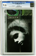 Modern Age (1980-Present):Horror, Death: The High Cost of Living #1 (DC, 1993) CGC NM+ 9.6 Whitepages. Neil Gaiman story. Dave McKean cover art. McKean, Chri...