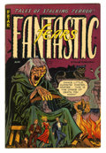 Golden Age (1938-1955):Horror, Fantastic Fears 7(#1) (Farrell, 1953) Condition: Apparent FN.Amateur color touch. Overstreet 2005 GD 2.0 value = $48; VG 4....