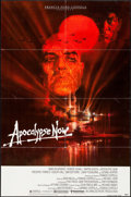 """Movie Posters:War, Apocalypse Now (United Artists, 1979). One Sheet (27"""" X 41"""") &Video Poster (23"""" X 37""""). War.. ... (Total: 2 Items)"""
