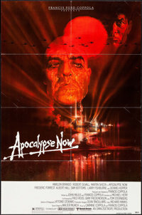 """Apocalypse Now (United Artists, 1979). One Sheet (27"""" X 41"""") & Video Poster (23"""" X 37""""). War..."""
