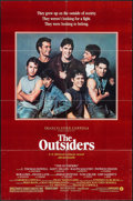 """Movie Posters:Crime, The Outsiders (Warner Brothers, 1982). One Sheet (27"""" X 41"""").Crime.. ..."""