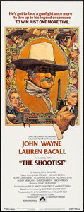 """Movie Posters:Western, The Shootist (Paramount, 1976). Insert (14"""" X 36""""). Western.. ..."""