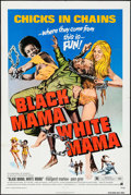 """Movie Posters:Sexploitation, Black Mama, White Mama & Other Lot (American International, 1972). One Sheets (2) (27"""" X 41""""). Sexploitation.. ... (Total: 2 Items)"""
