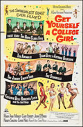 "Movie Posters:Comedy, Get Yourself a College Girl & Other Lot (MGM, 1964). One Sheets(2) (27"" X 41""). Comedy.. ... (Total: 2 Items)"