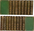 Books:Fine Bindings & Library Sets, Washington Irving. Works of Washington Irving. NewYork: G. P. Putnam's Sons, 1895-1897. Author's Au... (Total: 40Items)