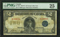 Canadian Currency: , DC-26h $2 1923.. ...