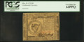 Continental Currency May 10, 1775 $8 PCGS Very Choice New 64PPQ