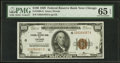 Fr. 1890-G $100 1929 Federal Reserve Bank Note. PMG Gem Uncirculated 65 EPQ