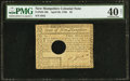 Colonial Notes:New Hampshire, New Hampshire April 29, 1780 $2 PMG Extremely Fine 40 Net.. ...