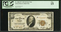Fr. 1860-F* $10 1929 Federal Reserve Bank Note. PCGS Fine 15