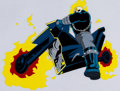 Animation Art:Production Cel, The Fantastic Four Ghost Rider Production Cel Group of 2 (Marvel Films, 1995).. ... (Total: 2 )