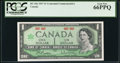 Canadian Currency: , Canada BC-45a $1 1967. . ...