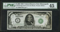 Fr. 2210-I $1,000 1928 Federal Reserve Note. PMG Choice Extremely Fine 45
